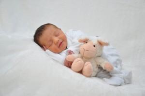 Frieda Marte / (c) Baby Smile, vol.at