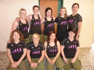Frauenwettkampfgruppe des Abschnitts 44