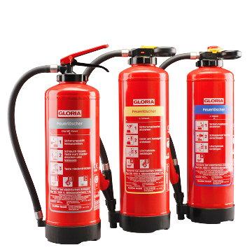 Feuerlöscher sollten alle zwei Jahre überprüft werden